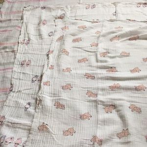 Aden+Anais Muslim Swaddle cloths x3